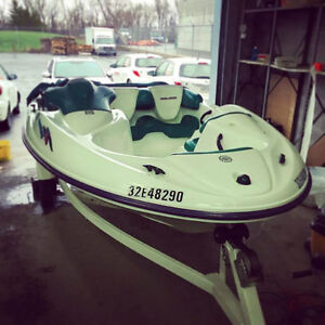 1997 Seadoo Challenger GREAT CONDITION end of season price! West Island Greater Montréal image 4