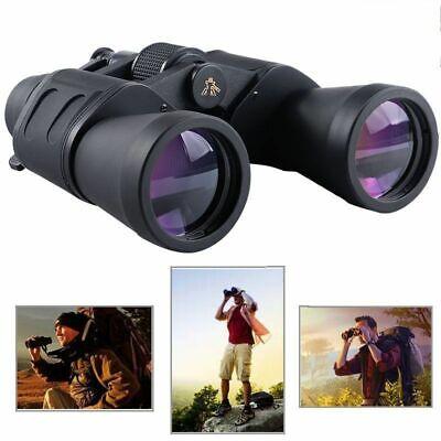 SAKURA Day Night Vision 10-180x100 Zoom HD Binoculars Outdoor Hunt Telescope UK