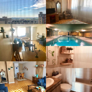 Lease Transfer 3 1/2 apartment (from Nov or Dec 2018)