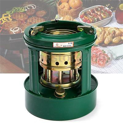 Used, Mini Handy Outdoor 8 Wicks Kerosene Stove Burner Camping Oil Heaters Portable for sale  Shipping to Nigeria