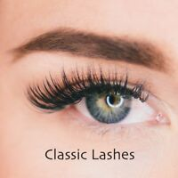 EYELASH EXTENSIONS - ONLY 30$ !!