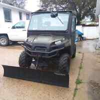 2011 Polaris Ranger HD