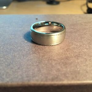 Bague/ jonc Cobalt Triton Wedding Ring/ Band 10.25