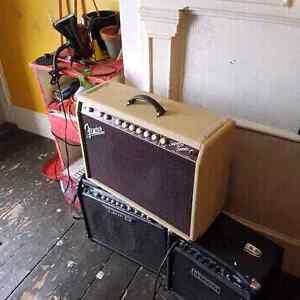 Fender Super Sonic 22 tube combo amp