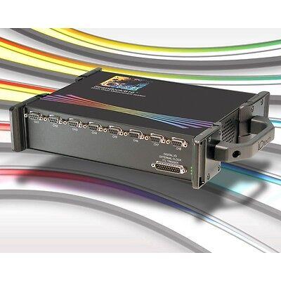 Io Tech Strainbook616 Measurement System With Wbk18 8 Ch Signal Module