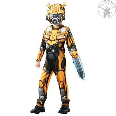 Rubie`s Bumblebee Deluxe Transformers 6 für Kinder Fasching Karneval 12364097813