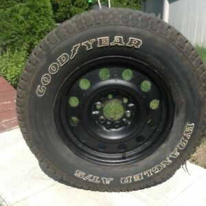PNEU GOOD YEAR    ATS     NEUF  275-65R 18