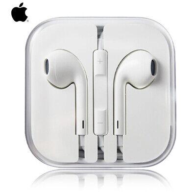 New Apple Headphones Earphones Handsfree With Mic for iPhone- 5s 6 6s plus ipad