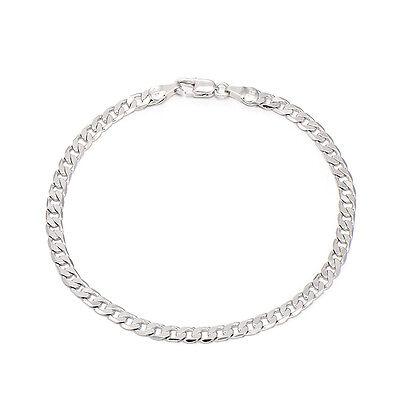 "Stainless Steel Cuban Curb Chain /""Keep Me in Your Heart/"" Men/'s Women/'s Bracelet"