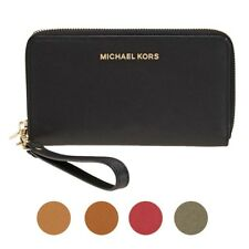 Michael Kors Jet Set Travel Large Smartphone Wristlet - Choose color
