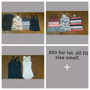 Tank top lot-size small