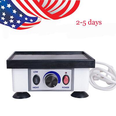 Usa Dental Lab Square Quartet Vibrator Vibrating Equipment Oscillator Machine Ce