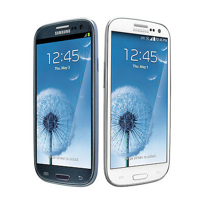Original  Samsung Galaxy S3 I9300 Factory Unlocked  Android GSM Smartphone 16GB