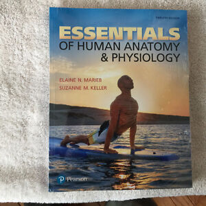 Essentials of Human Anatomy and Physiology by Marieb & Keller