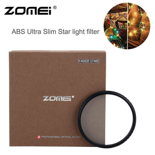 Zomei 62mm ABS Polarising Filters MC-CPL Multi-Coated Ultra-Thin Filter for DSRL Camera New Generation