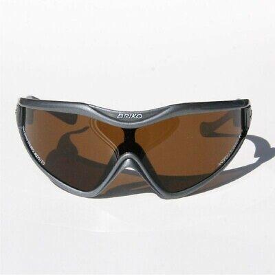 Briko Gafas De Deporte Para Ciclismo '2 tiro. Occhiale' antracita TH.ST. 4000/10