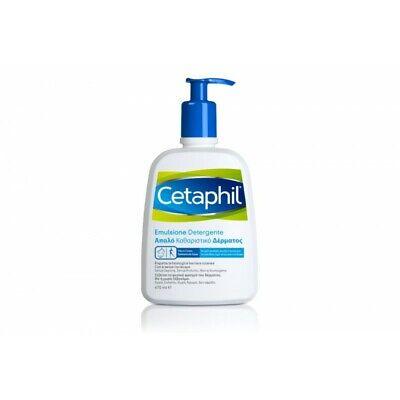 GALDERMA Cetaphil Reinigungsmittel für fettige Haut 470