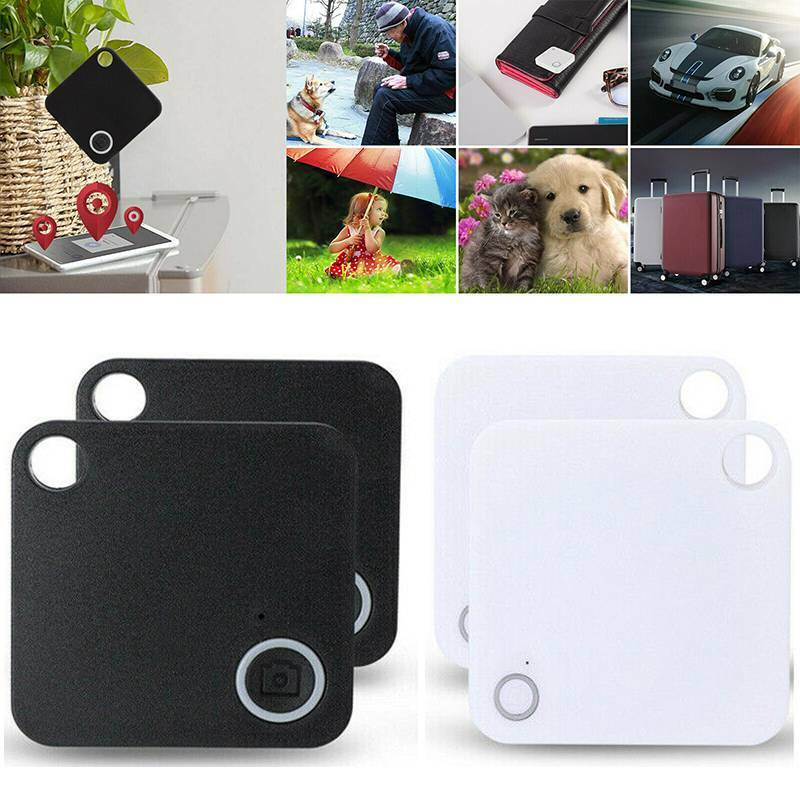 4pcs Tile Slim Combo Pack GPS Bluetooth Tracker Key Finder A