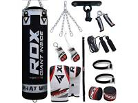 Rdx boxibg bag with accessories