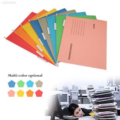 B61b Adjustable Hanging File Folders Business Paper Holder Ultra Thin