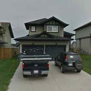 Great 2 Bedroom House For Rent In Blackfalds - Available Dec 1st
