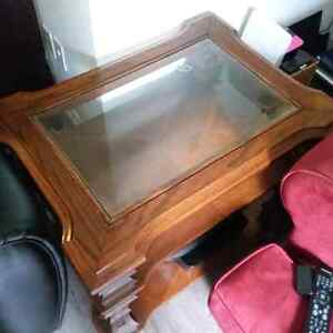 Coffee and one end table SOLID WOOD 70.00$ Kingston Kingston Area image 3