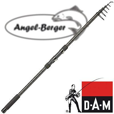 DAM Spezi Stick Tele Carp 3,60m 2,75lbs Karpfenrute