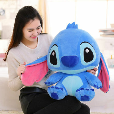 40cm Lilo and Stitch Plush Toy Soft Touch Stuffed Doll Figur