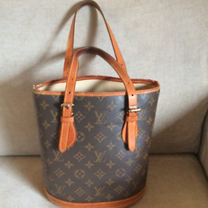 Authentic Louis Vuitton Bucket Bag