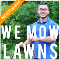 Lawn Mowing & Grass Cutting $29.99+!!!