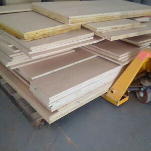 "Oak Plywood sheets .750"" Kitchener / Waterloo Kitchener Area image 3"