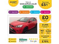 Ford Focus 2.5 ST-2 225 SIV 2010.25MY ST2 FROM £51 PER WEEK!