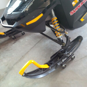 Complete Skidoo XR Front End