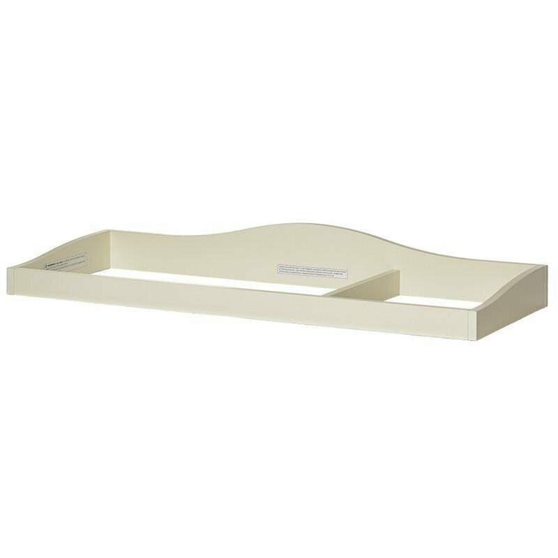 Evolur Changing Table Tray in Ivory Lace