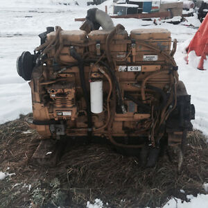2000 C10 Caterpiller Diesel Engine 3CS14865 Edmonton Edmonton Area image 3