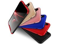 iPhone X 360 Degree Full Body Protection PC Case