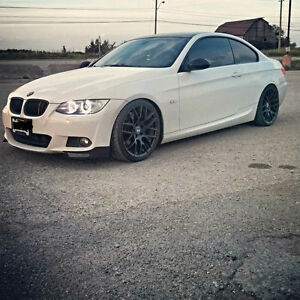 2008 BMW 3-Series Coupe (2 door) 335i with M package