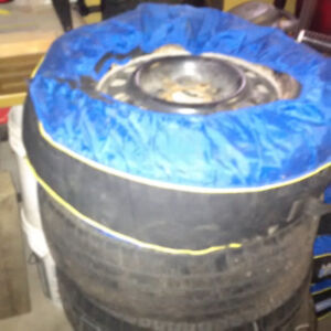 Winter Tires and Rims for 2007 Honda Civic195/65 R15