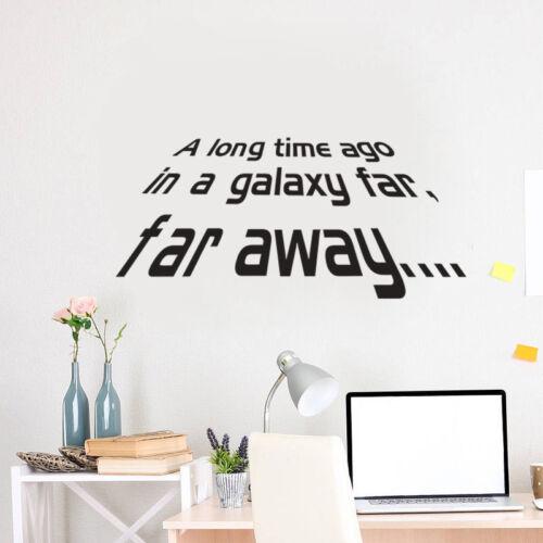 16pcs Lego Star Wars Removable Wall Decal Sticker Decor Bedroom Kids Art
