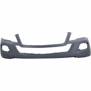 2009 - 2011 MERCEDES ML320 ML350 ML550 FRONT BUMPER MB1000292