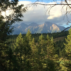 4.1 Secluded Acres in Mayook Valley (Cranbrook,B.C.)