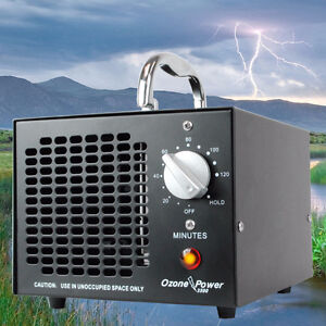 OP3500 Ozone Generator - NATURAL Odor, Smoke Smell, Mold Remover