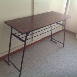 Table for a serger