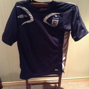 England soccer jersey Size Large