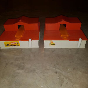 Vintage Hot Wheels Super-Launcher Garage