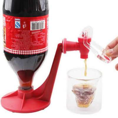 Soda Dispenser Gadget Coke Party Club Drinking Fizz Saver Dispenser Water Tools