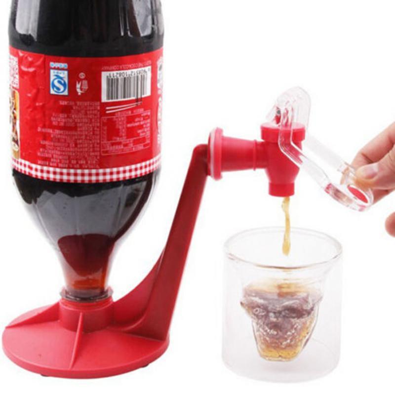 Magic Tap Saver Soda Dispenser Bottle Coke Upside Down Drinking Water Dispense