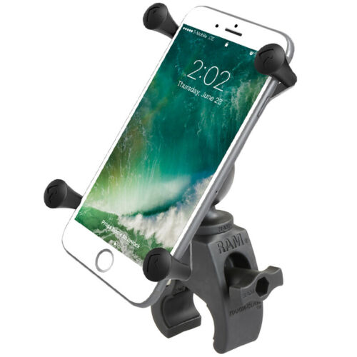 RAM Tough-Claw Bike Mount with X-Grip Cell Phone Holder for