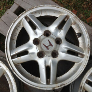 Original Honda Alloy Rims