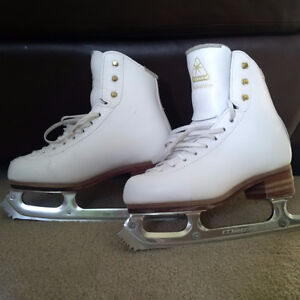 Don Jackson Boot (size 3B) with Matrix Elite Blade (size 8.5) London Ontario image 1